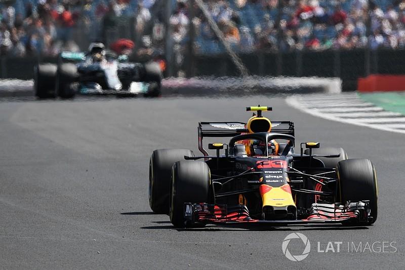 "Verstappen:""悲剧性""的速度不足,就像不同系列赛车一样"