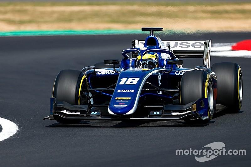 F2 Hungaroring: Sette Camara curi pole perdana, Gelael ke-18