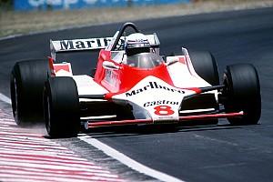 Formule 1 Diaporama Diaporama - Les F1 pilotées par Alain Prost en course