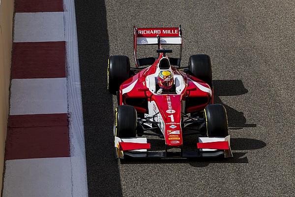 Leclerc cierra su brillante temporada de F2 con la séptima victoria