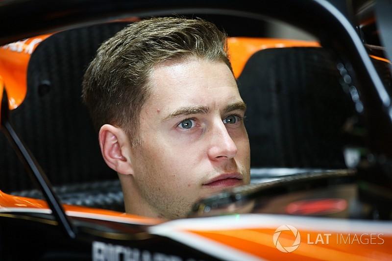 """Vandoorne a eu son """"premier feeling"""" avec la nouvelle McLaren"""