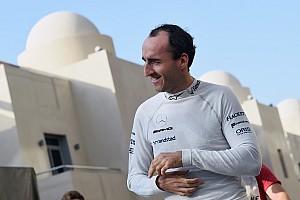 WEC News WEC 2018/19: Robert Kubica testet Manor-LMP1