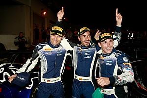 Lexus, son tur geçişiyle ilk Blancpain GT zaferini kazandı