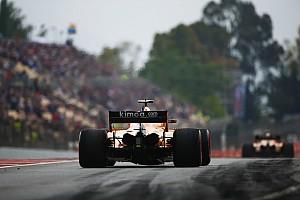 Формула 1 Самое интересное Гран При Испании: стартовая решетка в картинках