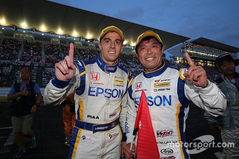 【スーパーGT】松浦孝亮「まだレーサーとしてやれるんだと思えた」