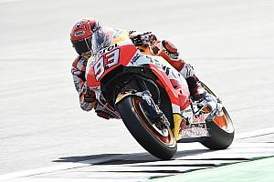 MotoGP Preview Marquez siap bertarung demi hasil terbaik