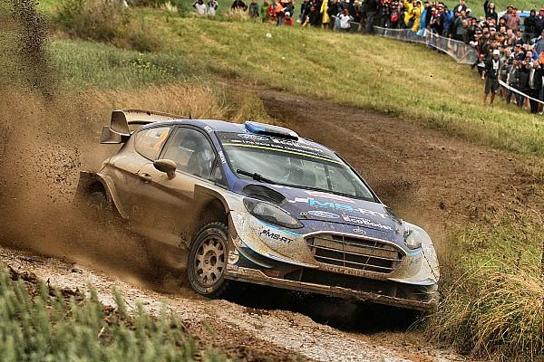 WRC Réactions
