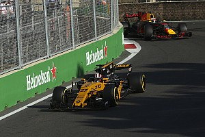 В Renault заметили в запрете Red Bull на тесты Риккардо признаки страха