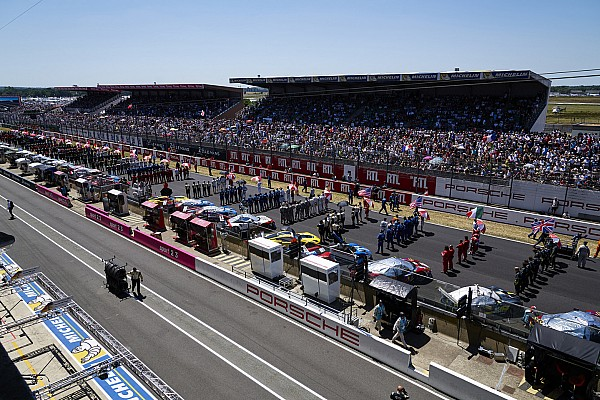 Le Mans Breaking news The 24 Hours of Le Mans to serve as FIA WEC season grand finale