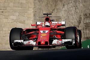 Les restrictions techniques imposées à Ferrari depuis Bakou