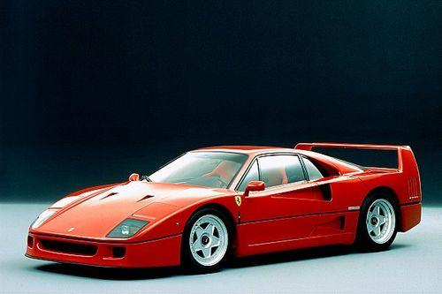 Fotogallery: Ferrari F40, 30 anni di un mito