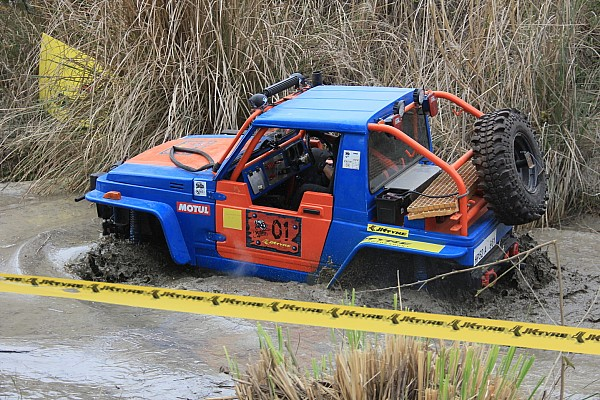Offroad BODA wins inaugural JK Tyre Xtreme 4Play in Chandigarh