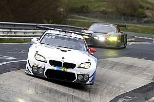 Endurance Kwalificatieverslag 24 uur Nürburgring: BMW Team Schnitzer aan kop in eerste kwalificatie