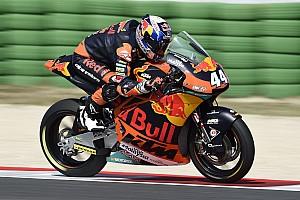 Moto2 Kwalificatieverslag Oliveira krijgt afgenomen pole weer terug en vertrekt vooraan in Aragon