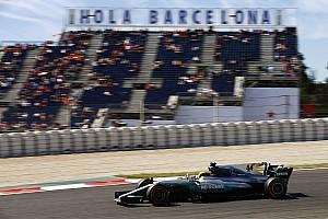 F1 排位赛报告 西班牙大奖赛排位赛:汉密尔顿险胜维特尔夺杆位,阿隆索第七