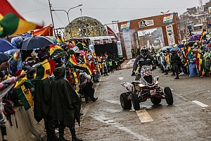 Dakar Stage report Dakar 2017, Stage 12: Karyakin takes honours in quads race
