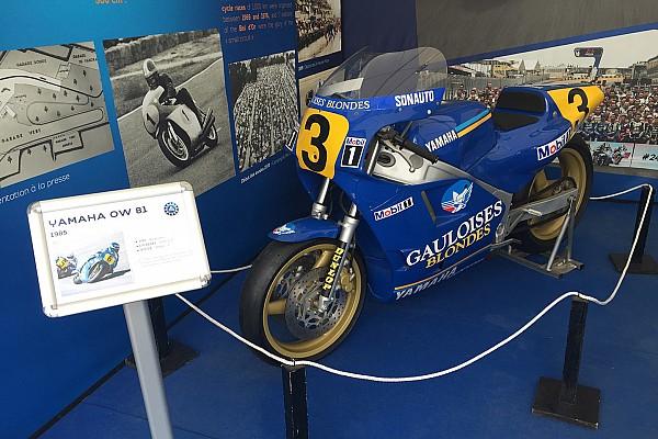 MotoGP Actualités Les 500cc stars d'une exposition pendant le GP de France
