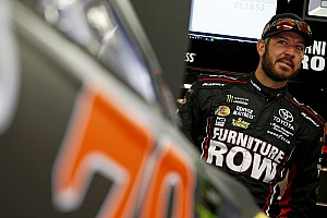 NASCAR Cup Practice report Truex leads final practice at Loudon, Logano forced to sit out session