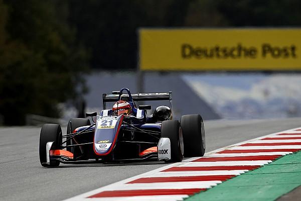 Чемпіонська команда Ф3 Carlin підписала першого гонщика на 2018 рік