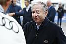 F1 国际汽联主席选举托德未遭遇挑战