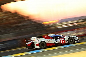 Le Mans Analysis Analysis: How a hot race could compromise Toyota at Le Mans