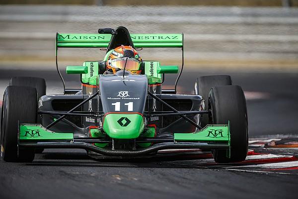 Fenestraz fue tercero en la segunda carrera