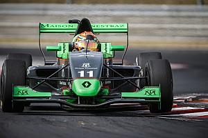 Formule Renault Raceverslag FR 2.0 Barcelona: Fenestraz wint ook laatste race, Verschoor vijfde