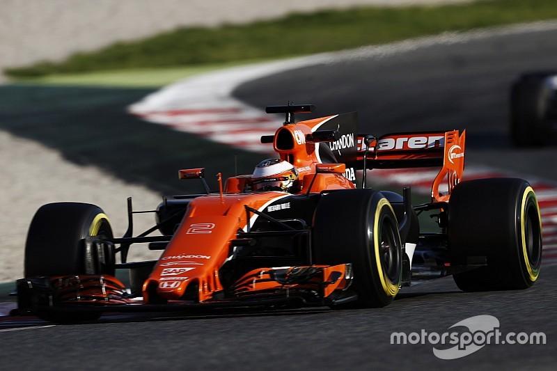 Відсутність довгих заїздів означає продовження проблем у McLaren