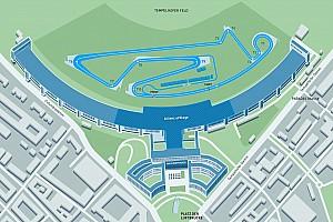 Formula E Noticias de última hora El ePrix de Berlín ya tiene nuevo trazado
