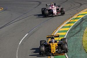 F1 Noticias de última hora Force India, sorprendido por el rendimiento de Renault