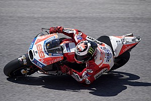 MotoGP News MotoGP in Mugello: Ducati-Fahrer Lorenzo will
