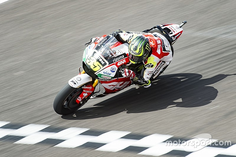 【MotoGP】クラッチロー「プッシュするたびに警告灯が作動した」