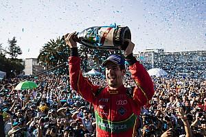 Formule E Réactions Vainqueur, Di Grassi est passé