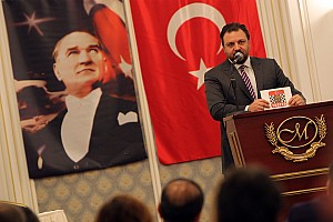 Serkan Yazıcı, Dünya Motorsporları Konseyi'ne seçildi!