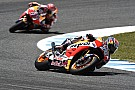 MotoGP Marquez says softer tyre key to Pedrosa's 2017 form