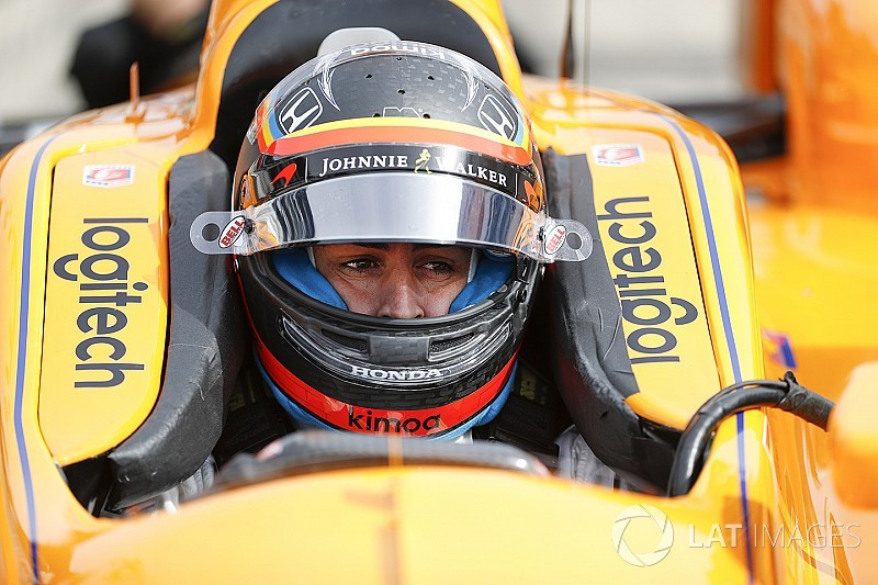 【インディ500】アロンソ「F1の技術が、勝利の可能性を引き上げる」