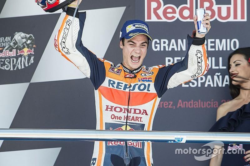 【MotoGP】ホンダ復活に警戒するロッシ「ペドロサは強敵になる」