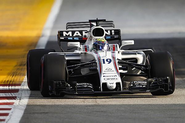 Massa, Singapur GP'de McLaren'ı destekleyecek