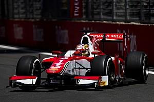FIA F2 Sıralama turları raporu Bakü F2: Leclerc art arda 4. kez pole pozisyonunda