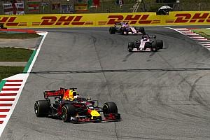 Formule 1 Actualités Red Bull et Force India estiment ne pas vraiment être en concurrence