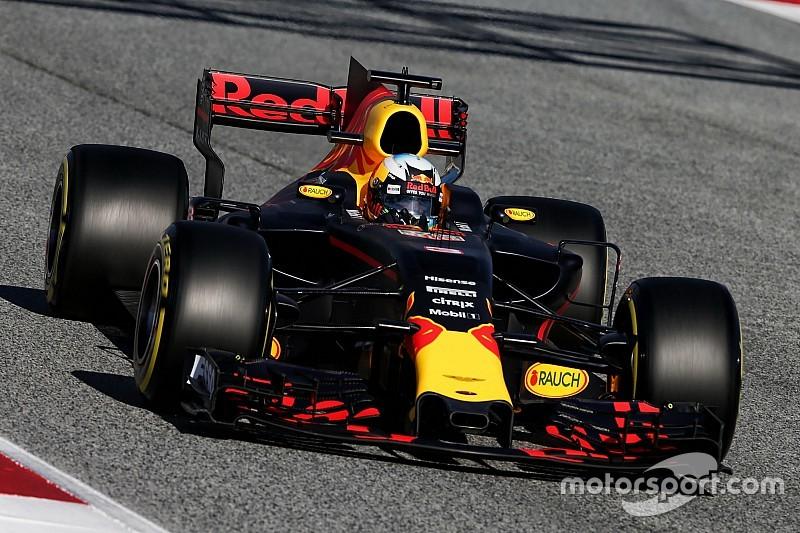 Ricciardo sent que la Red Bull RB13