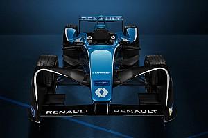 Fórmula E Top List Renault apresenta carro para temporada 2017-18 da F-E
