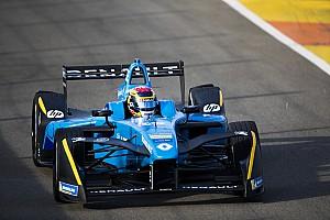 Fórmula E Relato de testes Buemi lidera dia de testes em Valência; Di Grassi é 6º