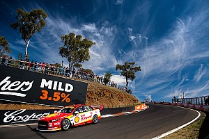 Supercars Breaking news McLaughlin reflects on 'once in a lifetime' Bathurst lap
