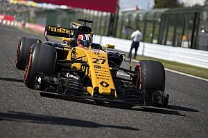 Forma-1 Motorsport.com hírek Hülkenberg szerint Sainz egy erős csapattárs lesz mellette a Renault-nál