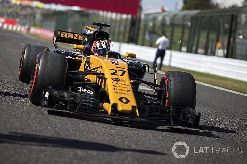 Sainz expects a hard time matching Hulkenberg at Renault