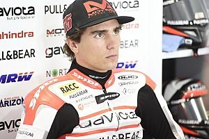 Moto3 Breaking news Dislokasi bahu, Arenas absen di Moto3 Catalunya