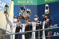"""Senna blij met P2: """"Le Mans staat me eindelijk podium toe"""""""