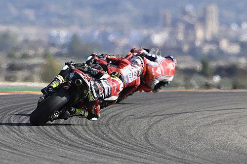 Crutchlow, Aragon GP'ye pit yolundan başlamaya çok yaklaşmış
