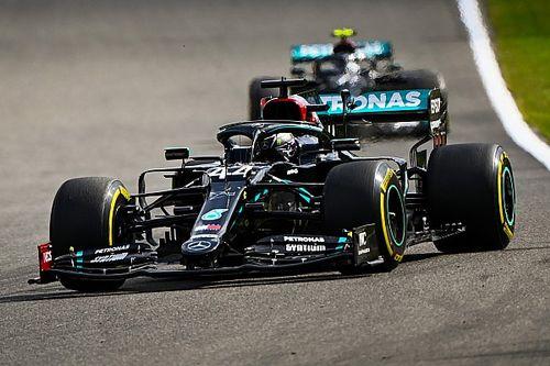 El récord de Schumacher que Hamilton superó en el GP de Bélgica